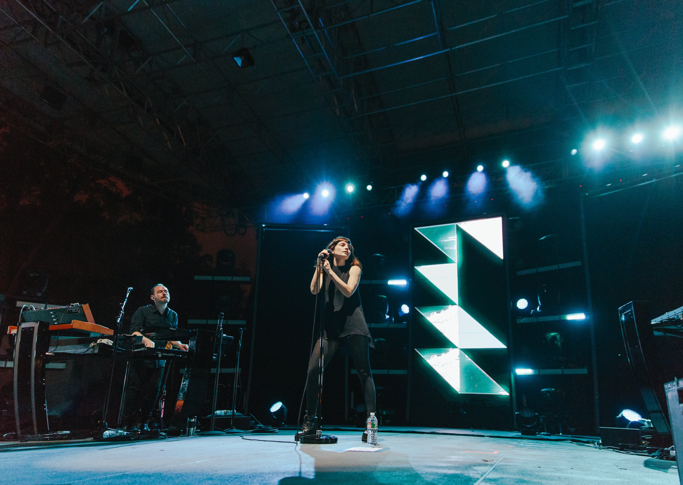 Chvrches by Rachel Kober