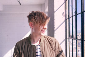 ON THE LOOP: ISAC ELLIOT