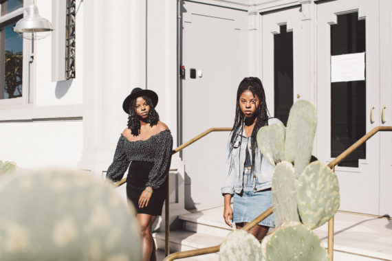CONVERSATIONS: BRITTANY + CHARMAINE GOODWIN