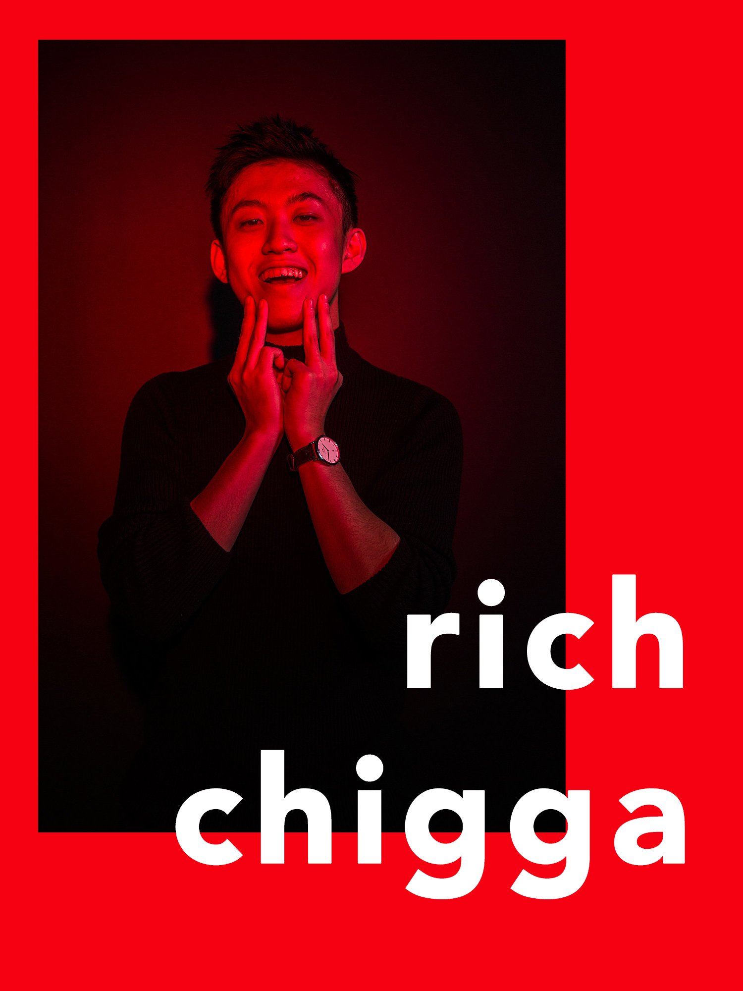 Rich Chigga by Michael Fequiere