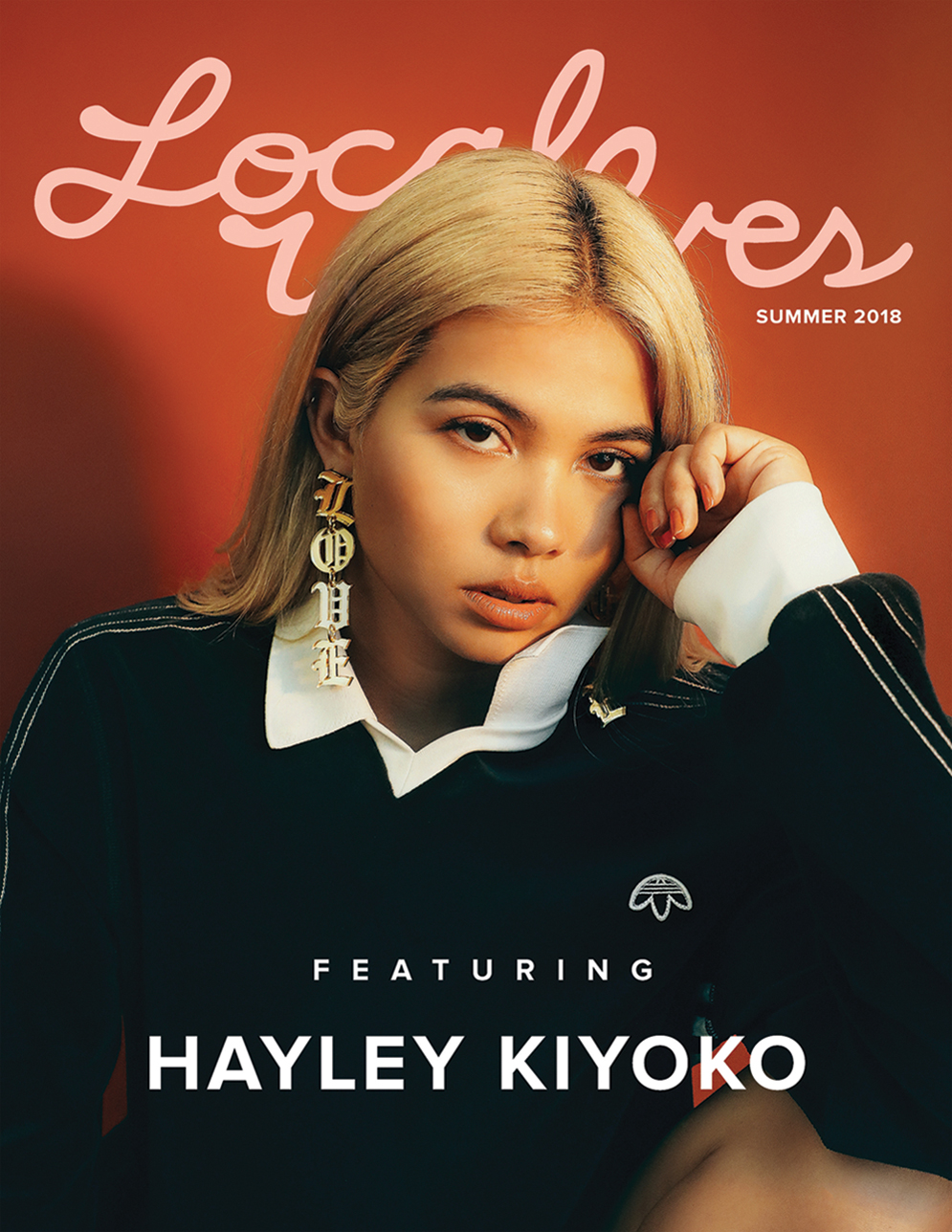 Hayley Kiyoko by Trevor Flores
