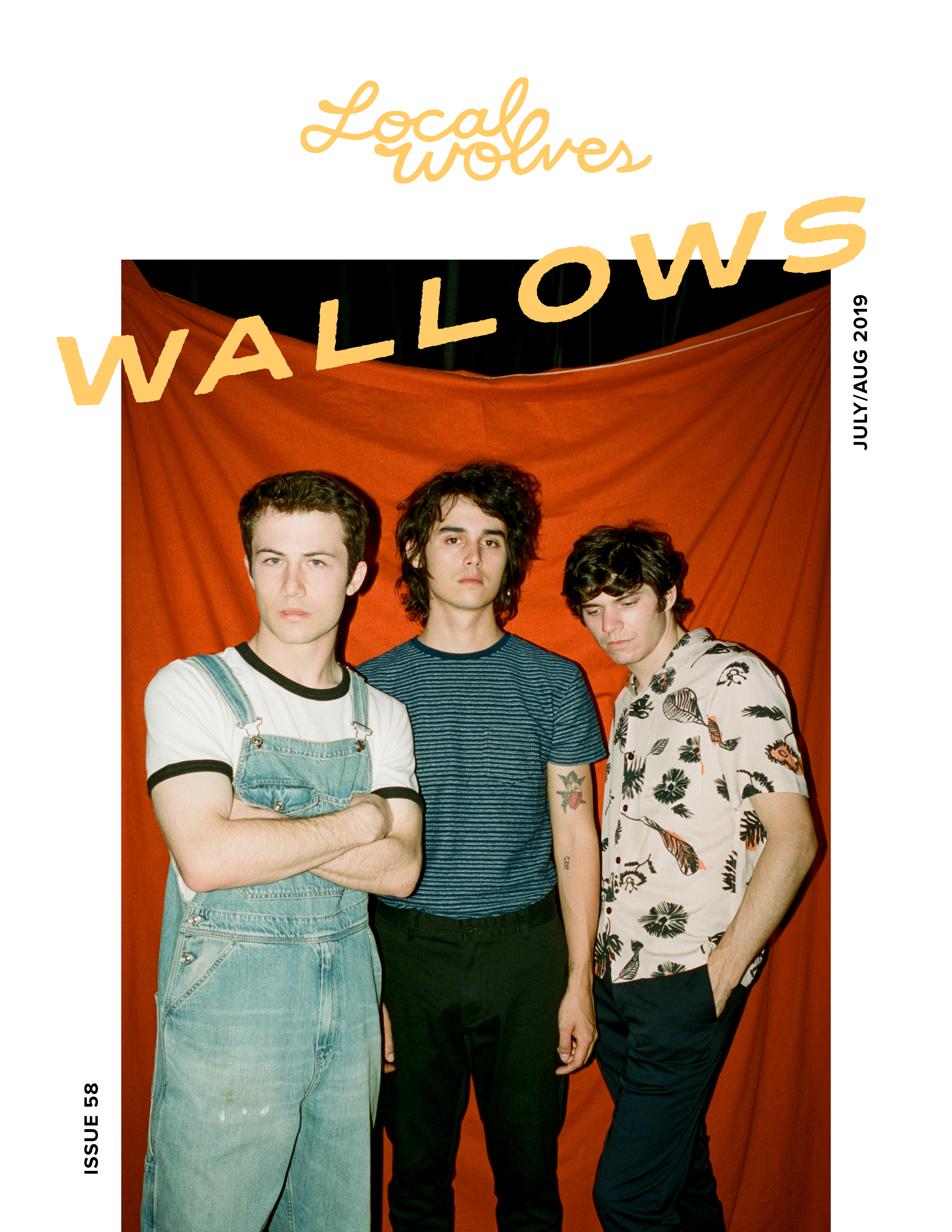 Wallows by Gabriella Hughes