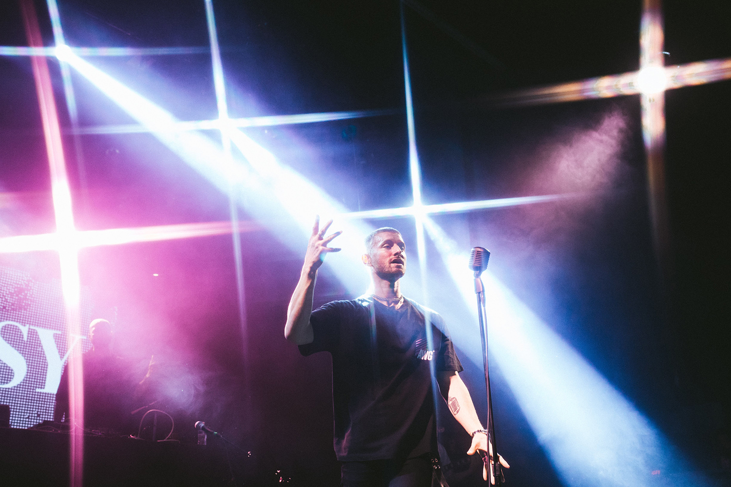 Marc E. Bassy by Dillon Matthew