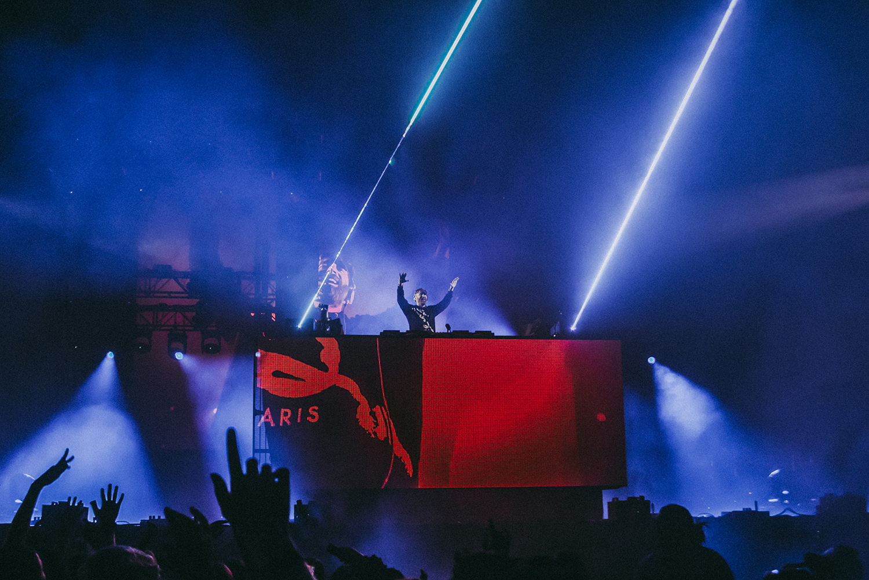 David Guetta by Dillon Matthew